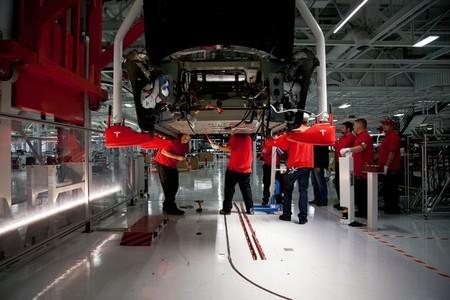 La NHTSA reafirma las cinco estrellas para el Tesla Model S