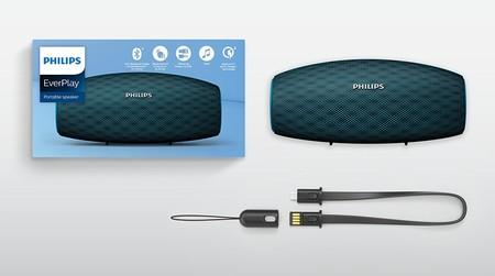 Altavoz Bluetooth Philips EverPlay BT6900A, resistente al agua, por sólo 49,90 euros y envío gratis