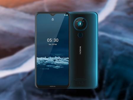 Nokia 5.3 llega a México: Android One con actualizaciones aseguradas y cuatro cámaras para la gama media, este es su precio