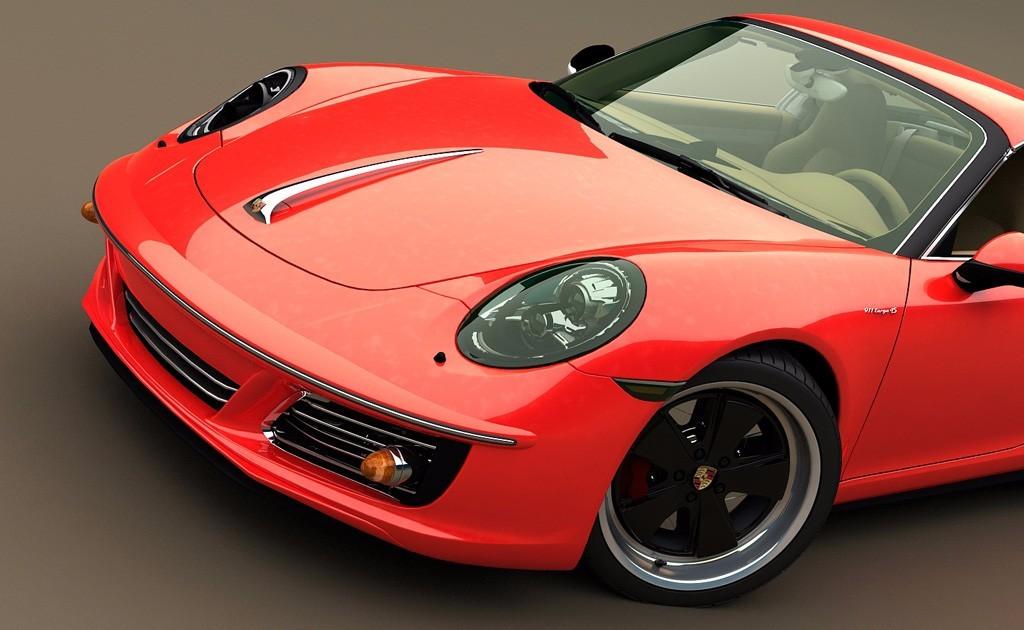 Porsche 911 Zolland Design