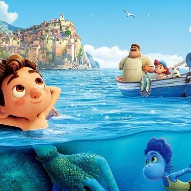 'Luca': una encantadora y refrescante película para Disney+ en la que Pixar recupera la sencillez que tenía olvidada