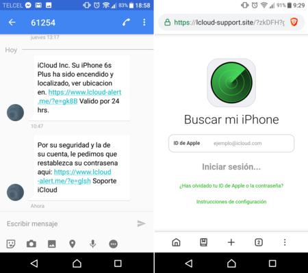 Suplantar Identidad Iphone Cdmx