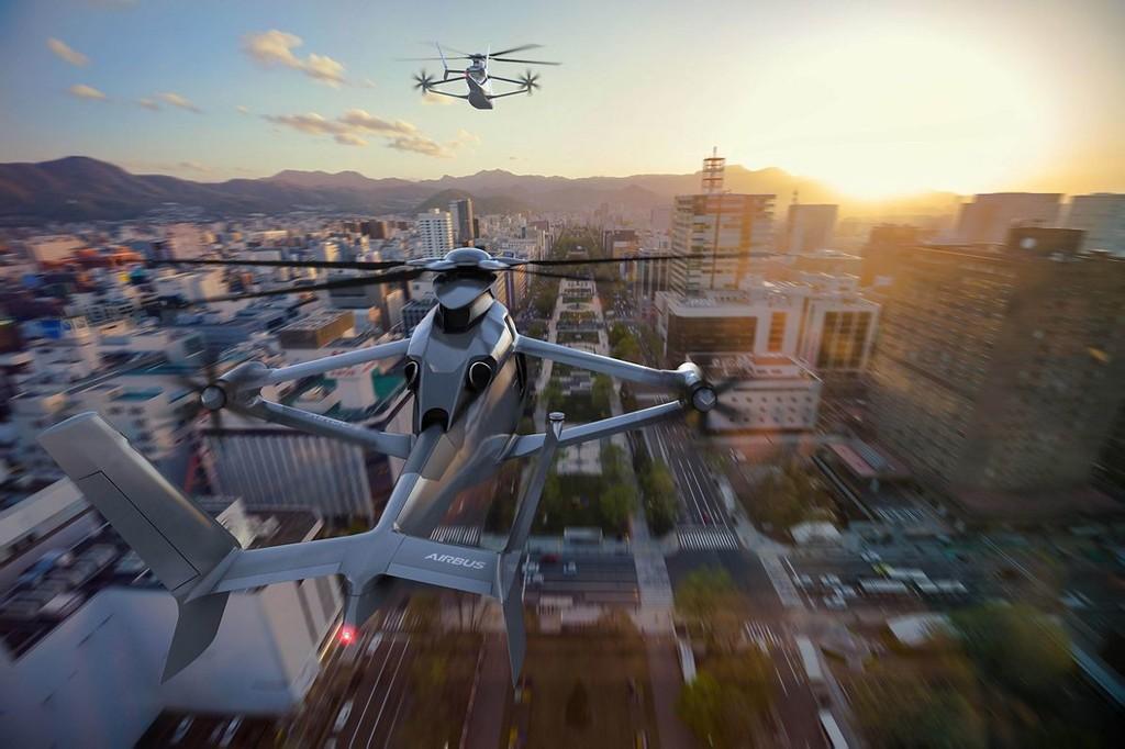 Helicoptero Futuro Airbus 1
