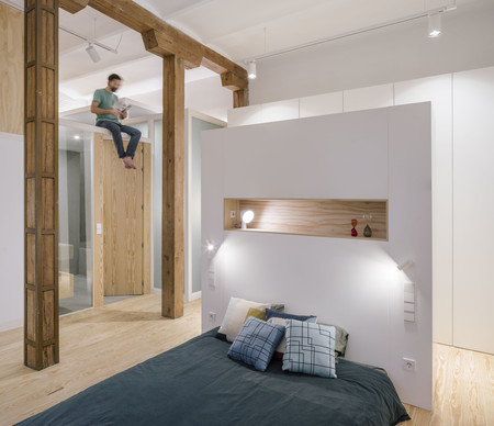 j house diseño espacial