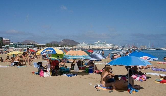 Canarias playa