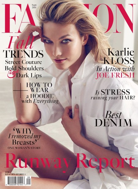 Fashion Magazine: Karlie Kloss