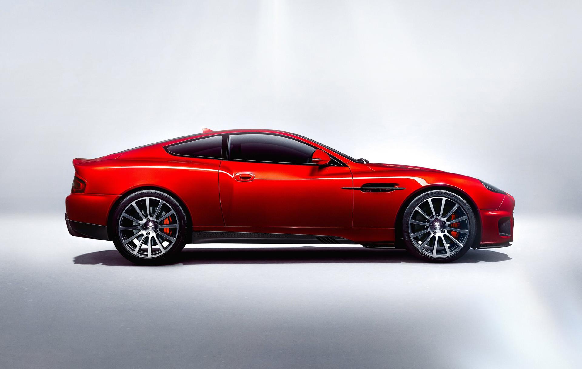 Foto de Aston Martin Vanquish Callum 25 by R-Reforged (15/19)