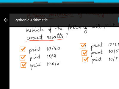 Ocho aplicaciones con cursos gratis en Android