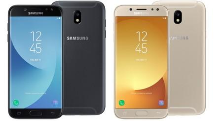 bba0e531eca Galaxy J5 Pro y J7 Pro: la nueva gama media de Samsung llega a México, este  es su precio