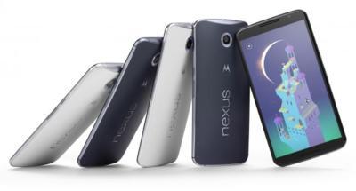 Nexus 6 entra en la guerra de los phablets: así es comparado con sus rivales