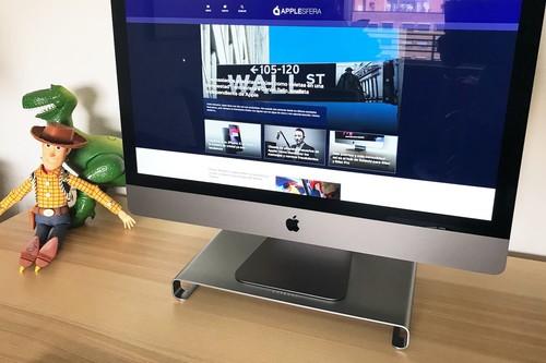 Soporte para iMac y iPhone: analizamos los accesorios de Satechi y Elago