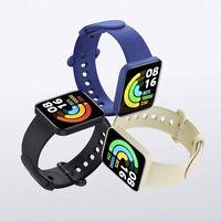 Xiaomi Redmi Watch 2: el reloj más básico de Xiaomi se sube al carro de las pantallas AMOLED