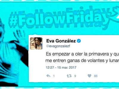 #FollowFriday de Poprosa: ir hecha un adefesio y compartirlo con tus seguidores
