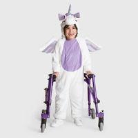 Crean en Estados Unidos disfraces adaptables para niños con necesidades especiales
