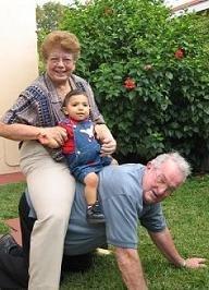 Abuelos permisivos, nietos malcriados