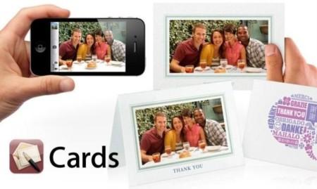 Apple Cards, la aplicación para envío de postales físicas de Apple desaparece