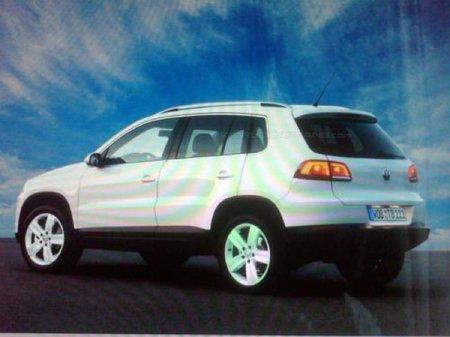 Volkswagen Tiguan, posibles fotos del restyle y versión larga para China