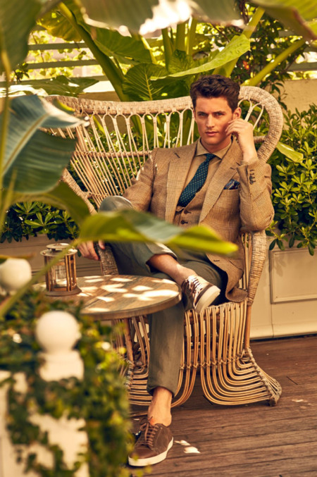 Massimo Dutti Weekend Lux Spring Summer 2016 Lookbook 002