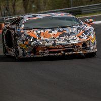 Lamborghini Aventador SVJ ya es oficialmente el auto de producción más rápido en Nürburgring