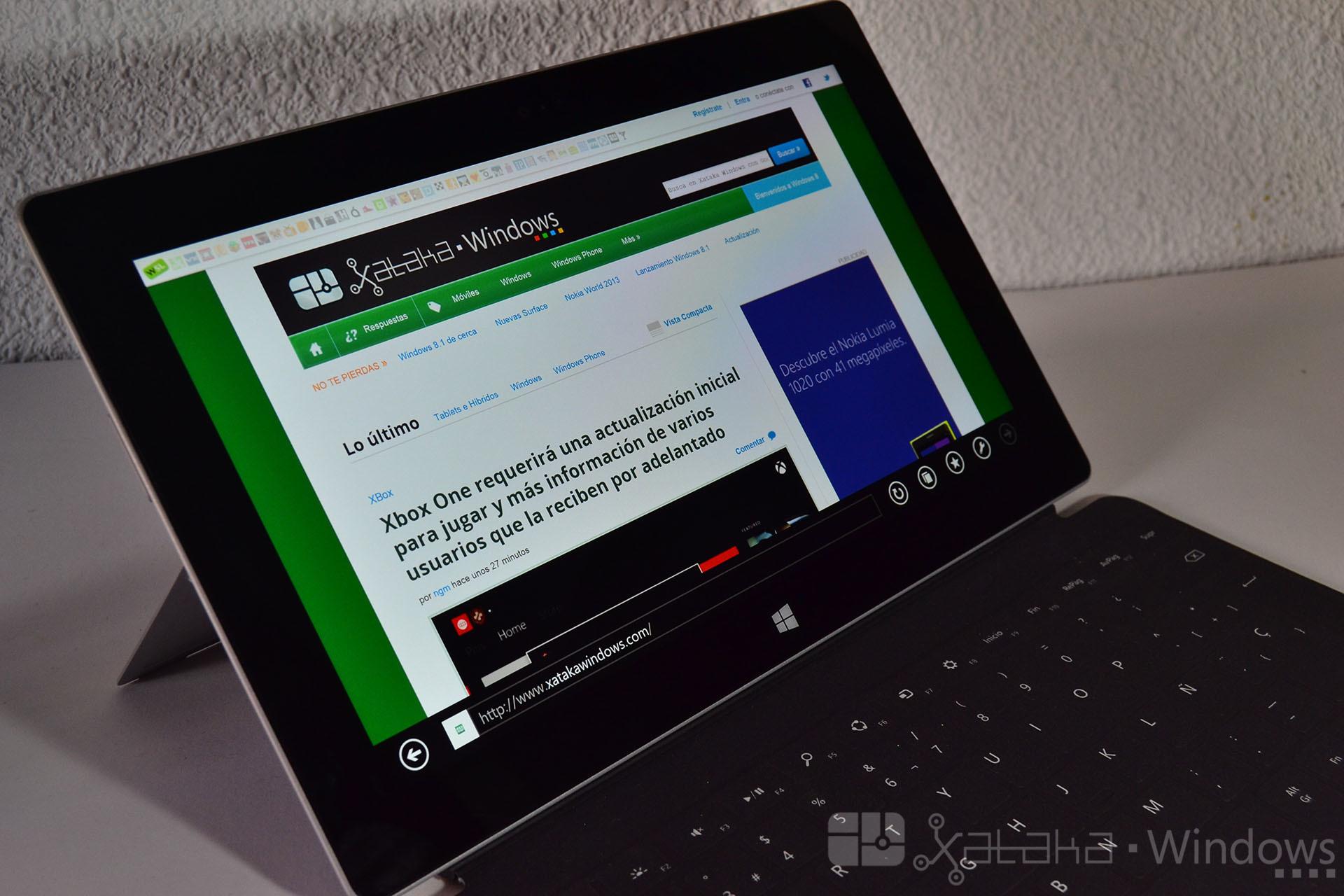 Foto de Microsoft Surface 2 (34/40)