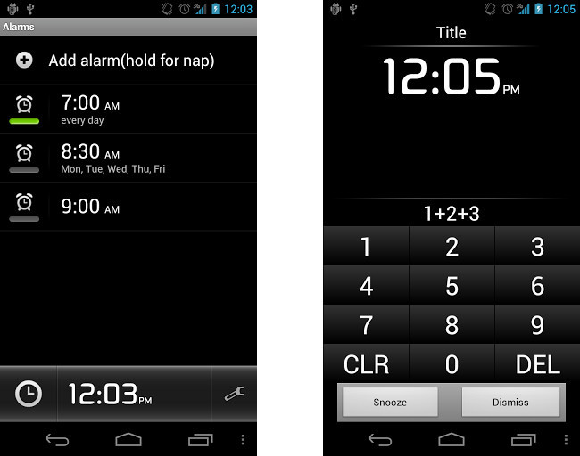 Alarm Clock Plus
