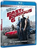 'Fast & Furious 6' y la saga completa ya están a la venta en DVD y Blu-ray