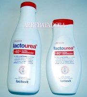 Gel y leche corporal de Lactourea