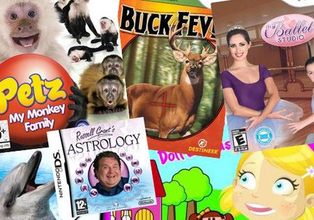 Las peores portadas de videojuegos del año 2009