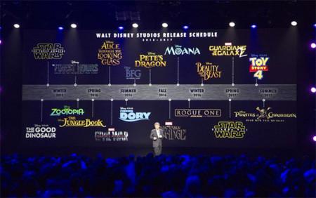 'Star Wars', superhéroes y más: éstas son todas las películas de Disney para los próximos años