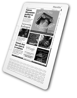 Tianjin Jinke A6 y A9, un par de lectores electrónicos con pantalla multitáctil