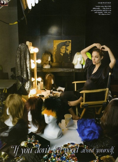 Foto de La sesión completa de Angelina Jolie para Vainity Fair (9/11)