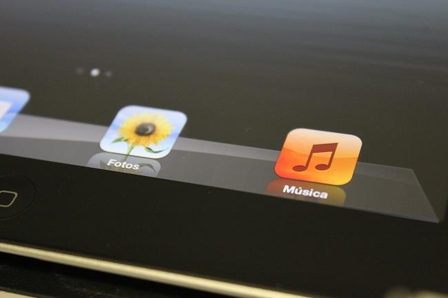 iconos dock nuevo iPad