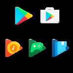 Google está probando categorías más específicas en Google Play