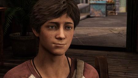 Nathan Drake de joven, tal y como lo vemos en los juegos