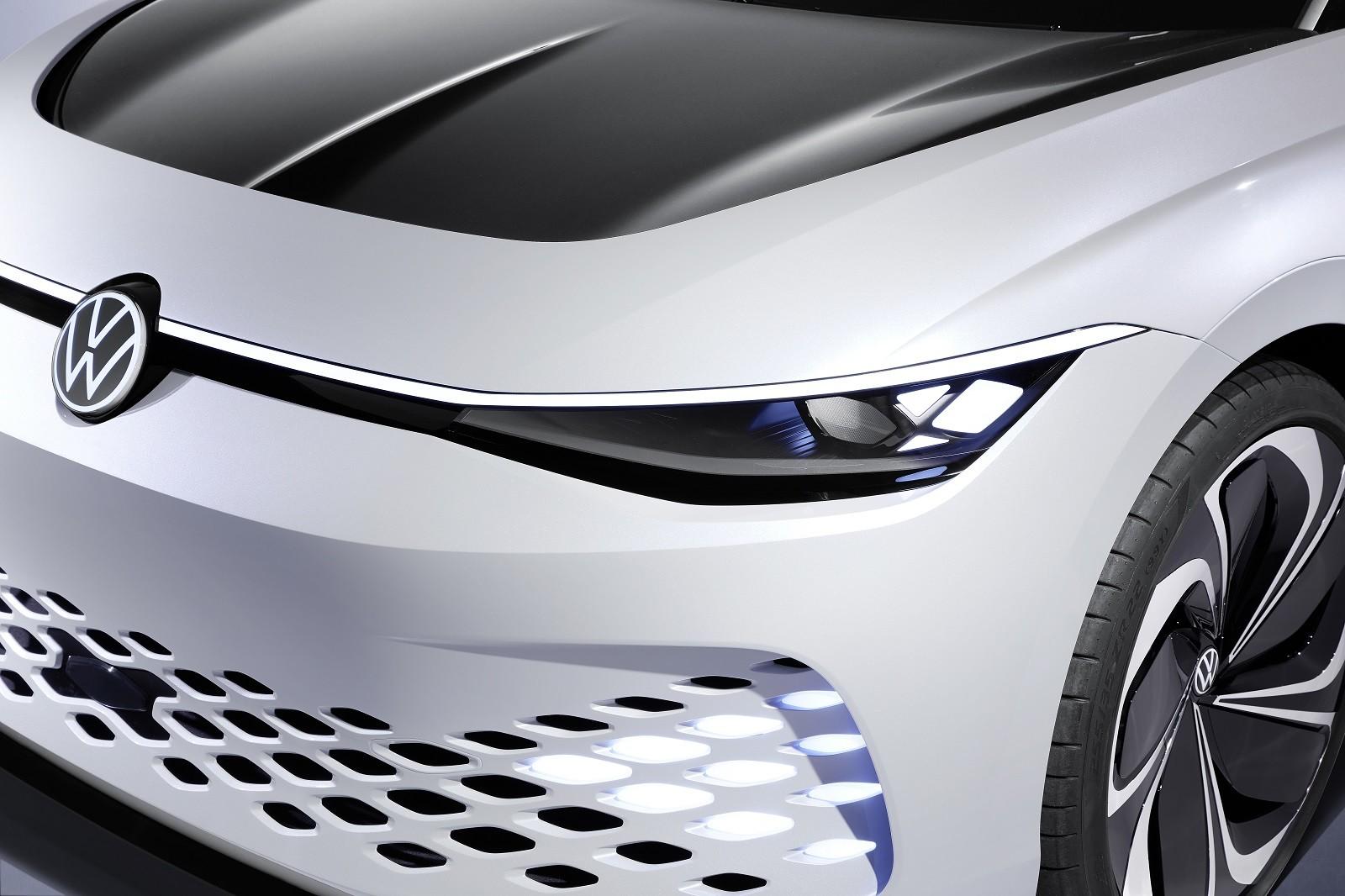 Foto de Volkswagen ID. Space Vizzion Concept (26/32)