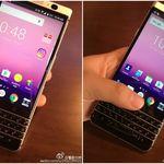 Nuevo BlackBerry Mercury en el CES 2017, aquí el primer teaser que muestra su teclado físico