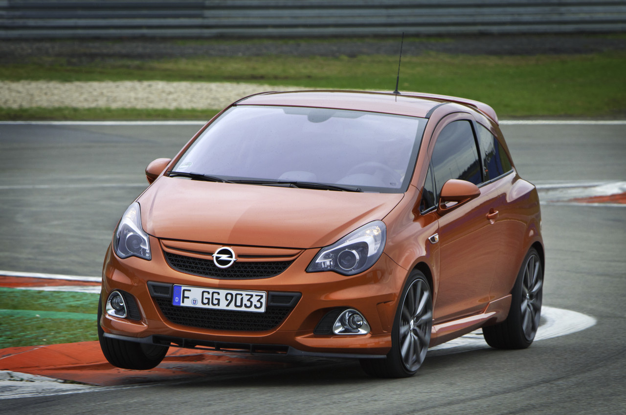opel corsa opc n rburgring edition 24 50. Black Bedroom Furniture Sets. Home Design Ideas