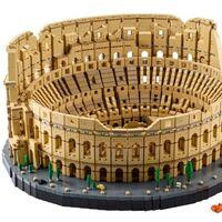 LEGO presenta el kit más grande en su historia: el Coliseo romano de 9,036 piezas, este es su precio y disponibilidad  en México