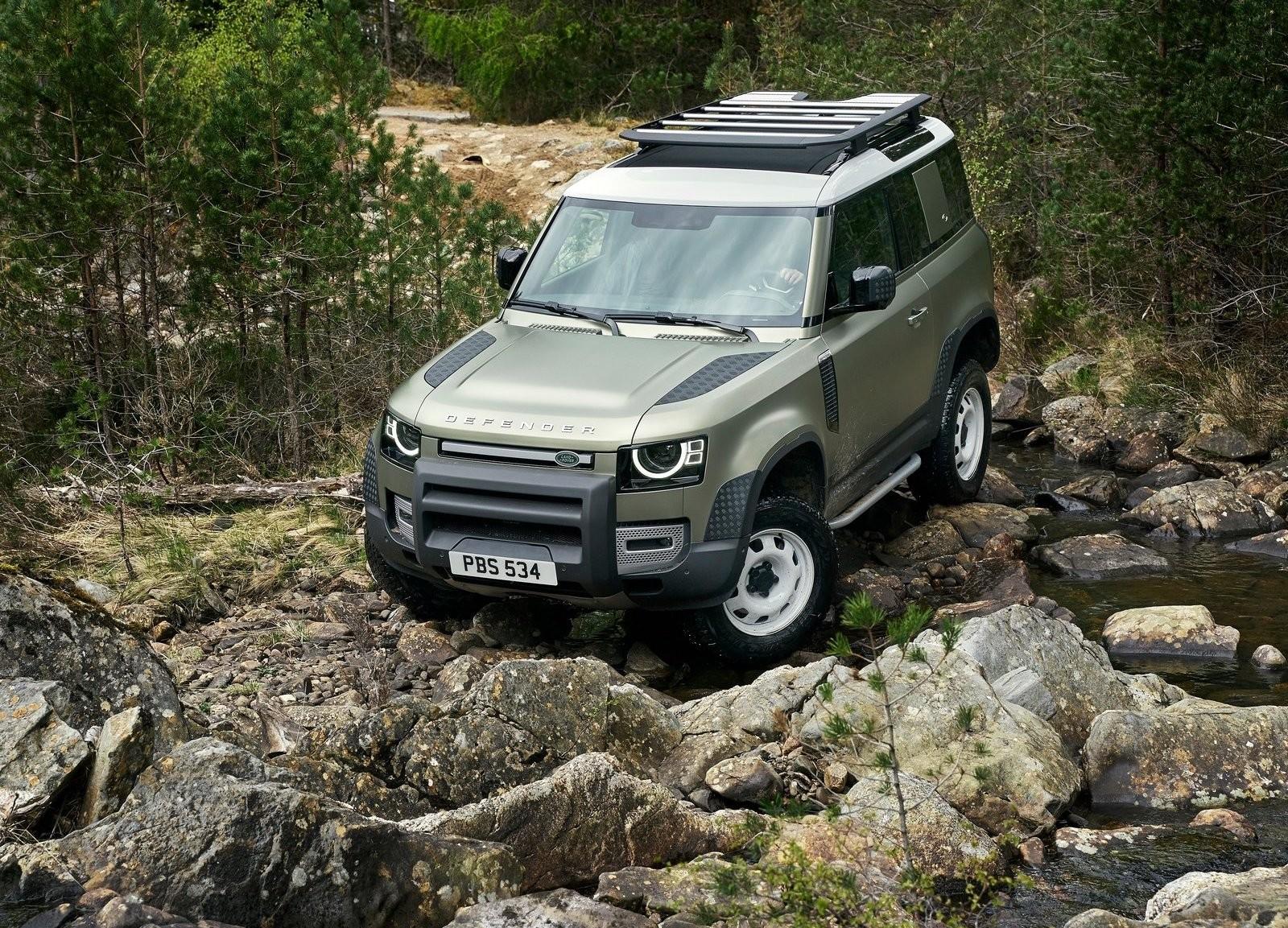 Foto de Land Rover Defender 2020 (17/60)