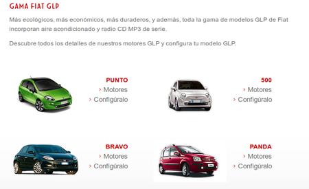 Gama Fiat GLP