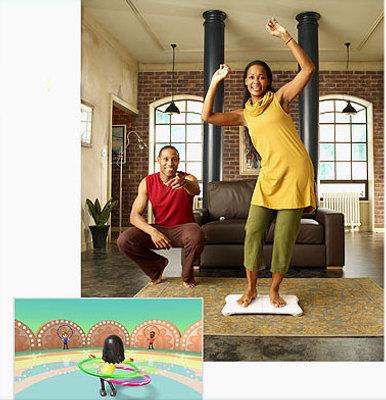 Nuevo producto para ejercitarse con la Wii Fit
