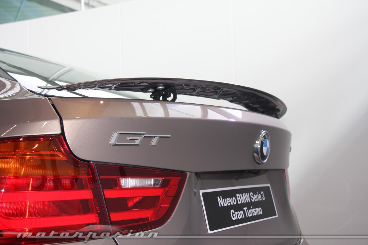 Foto de BMW Serie 3 GT (Presentación estática) (1/43)