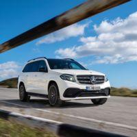 Mercedes-Benz GLS, nuevo nombre y cambios pequeñísimos para el SUV más grande de Mercedes