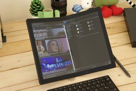 Lenovo Thinkpad X1 Fold Review Pantalla Doblada