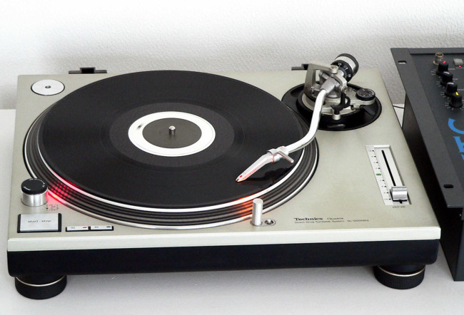 Original Clasico 1280px Technics Sl 1200mk2 2