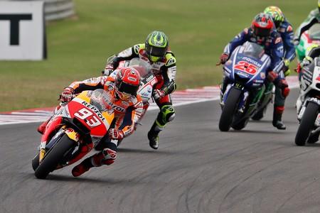 """Marc Márquez: """"Estoy muy decepcionado. No podemos fallar así en las primeras carreras"""""""