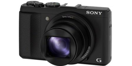 Nueva cámara compacta Sony HX50: una cámara para adelantarlos a todos