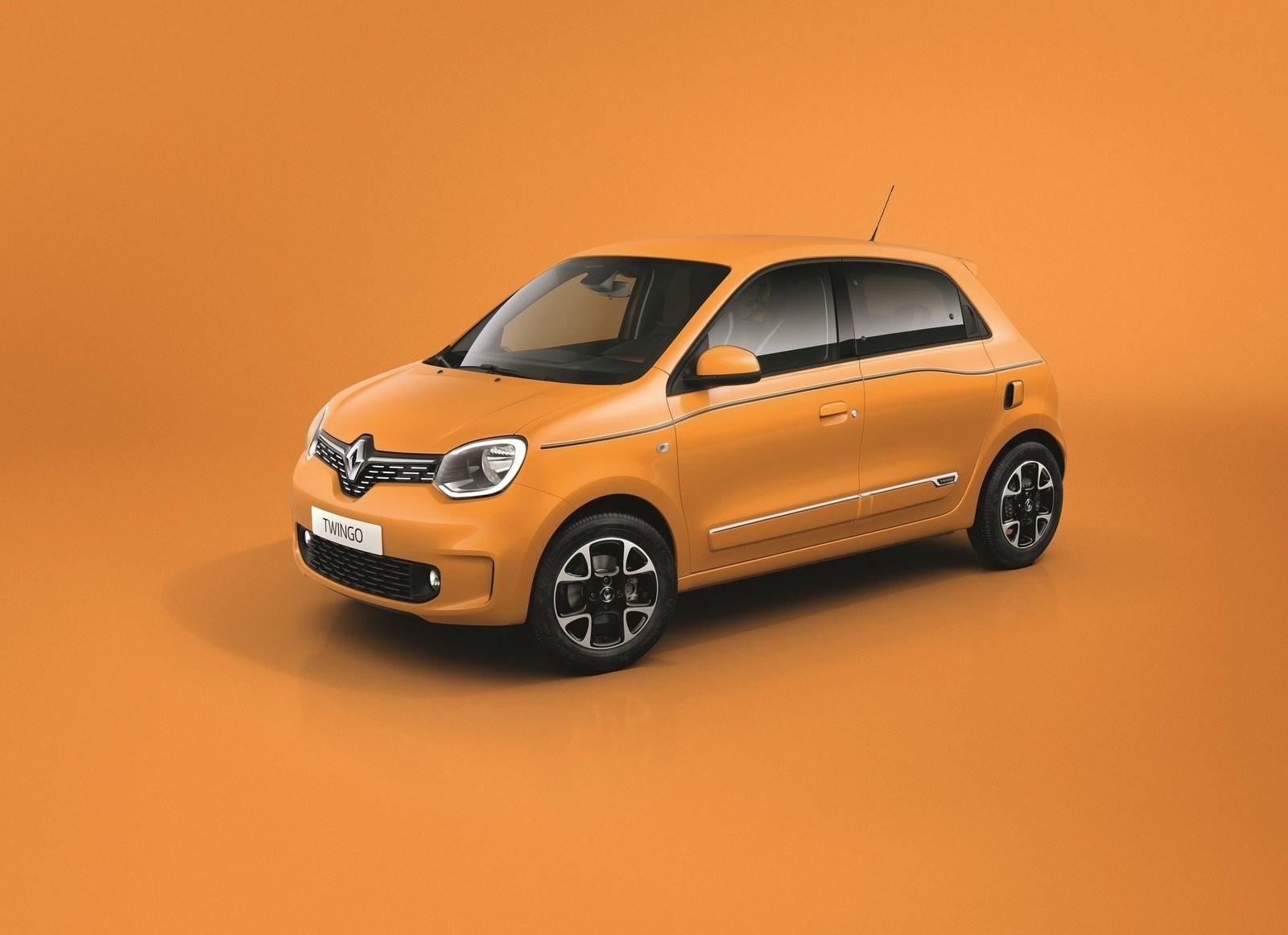Foto de Renault Twingo 2020 (16/20)