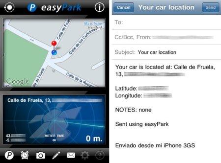 easyPark, aparca y olvídate del coche