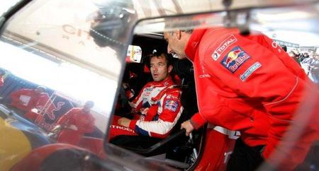 Rally de Argentina 2011: Sébastien Loeb es penalizado y pierde el tren de cabeza